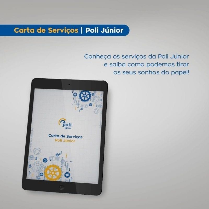 Carta de Servicos Poli Junior