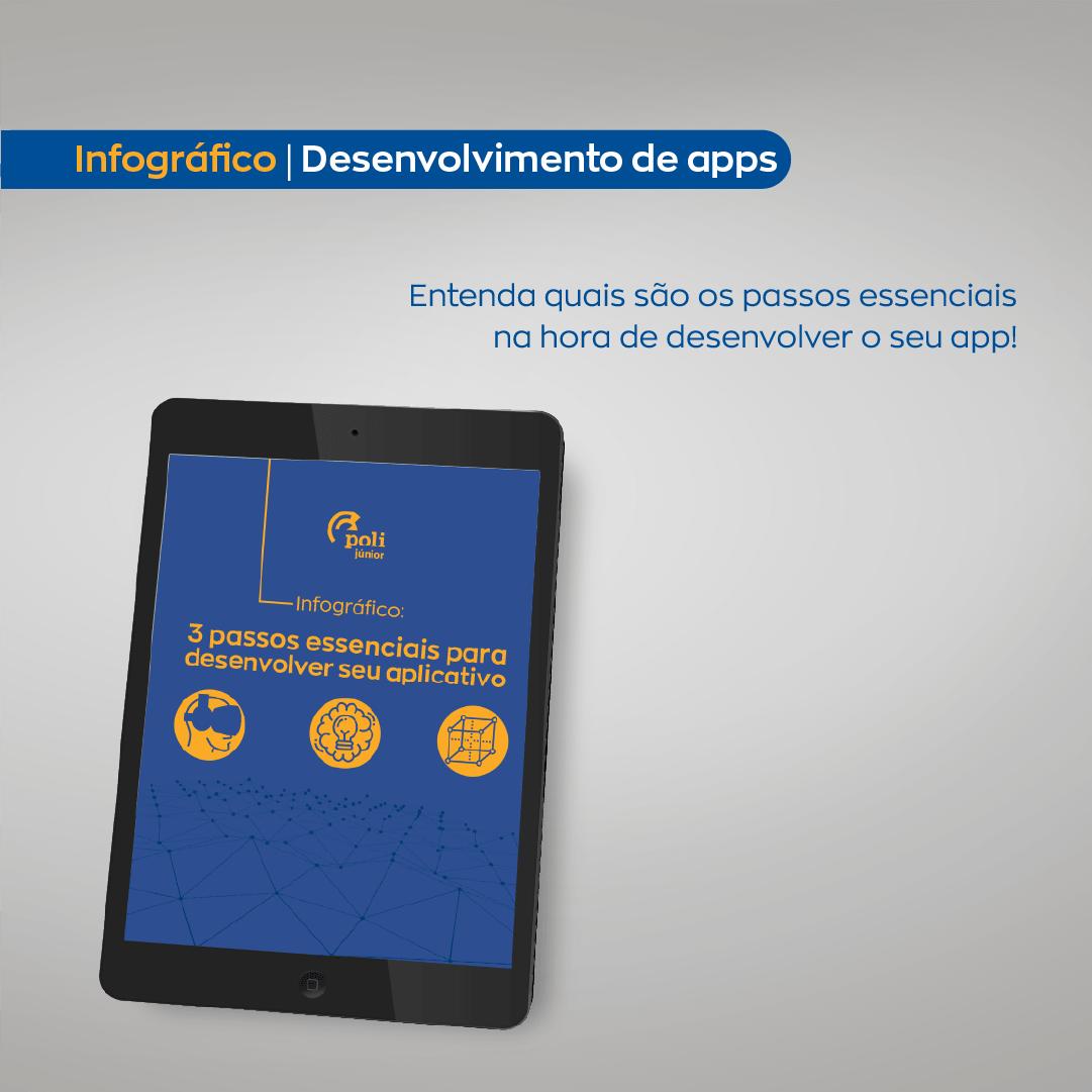 site infografico desenvolvimento de apps