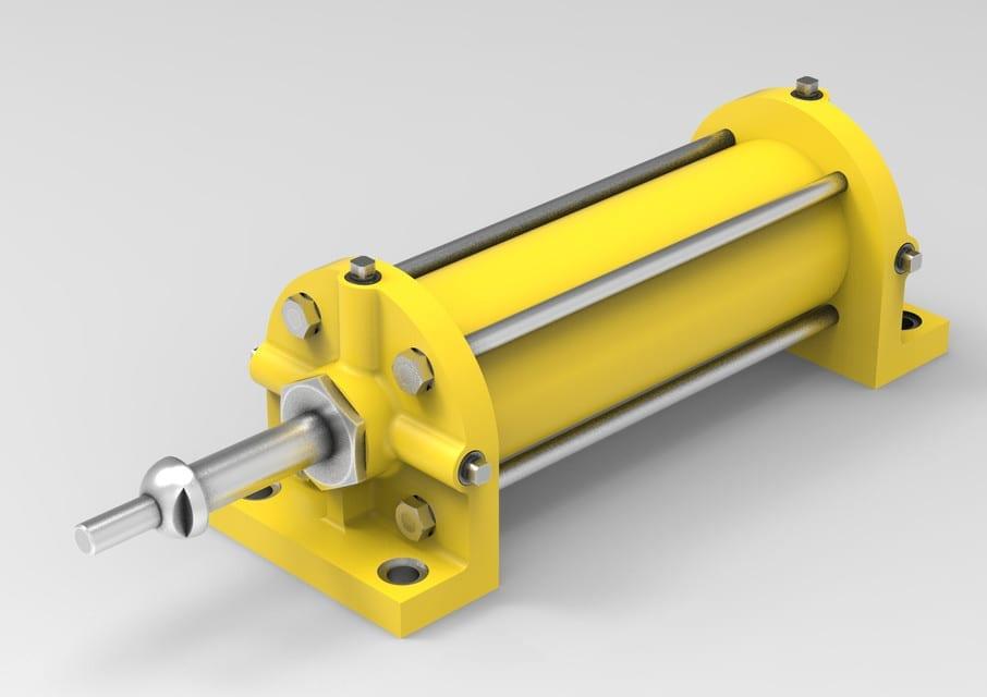 Modelagem Mecânica 3D para empresas